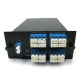 16 channels Duplex, 100GHz, DWDM Mux & demux, 2U LGX Box Module